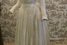 18th century - Chemise à la reine