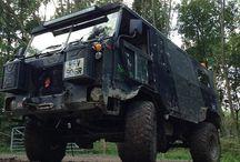 militaire voertuigen / verschillende militaire voertuigen van over de hele wereld