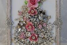 jewelry tree / by Colleen McAteer Baumgardner
