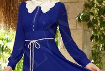 Tesettür Giyim / Yeni sezon tesettür giyim, abiye, elbise modelleri, Eşarp, şal, fular tasarımları ile muhteşem kombinler.