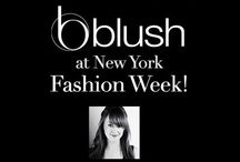 New York Fashion Week  / by blush