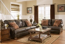 Ideas for family room makeover / by Lori Dearing
