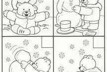 Winter crafts & ideas