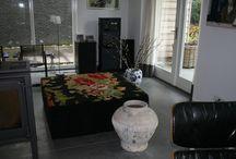 Rose kilim/persian rug