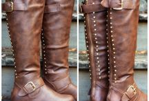 Riding boots & outfits