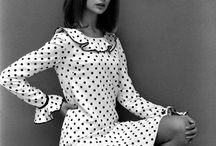 60's inspiration for shoot / Inspiration for Rachel Swindler shoot in Cavortress Vintage!