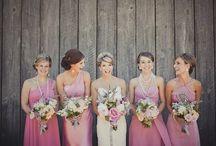 Abiti per le damigelle e da cerimonia / Gli abiti per le vostre damigelle di nozze e le vostre invitate