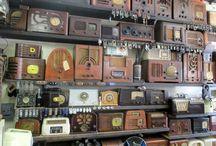 Antique Vintage Radios for Sale