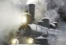 Locomotive e velieri