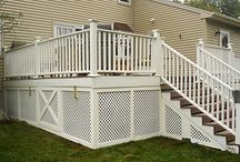 Deck Projects / Decks we have built