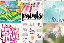 Tutorials - Bible Journaling