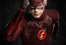 Flash,SuperGirl,Arrow,Lendas