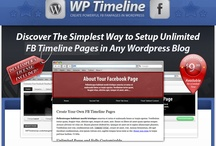 Facebook Marketing Tools / Software and Wordpress Plugins that make Facebook Marketing easier and more productive.  / by Internet Marketing Business Hub
