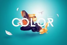 gfxDesign | colors ... and colors ... and palettes ...