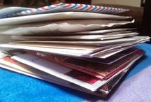 Happy Mail / Mail art, happy mail received or sent, pay-it-forward... You've got mail