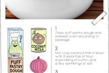Cool Eats - Pies & Loafs / by Karolyn Isenhart