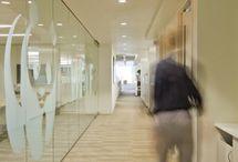 office makeover / WWF offices that look good, interior living walls, random inspiration! Ref. WWF Green Office program too