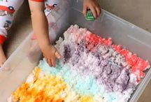 Sensory play and learn