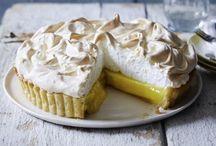 Mary Berry lemon recipes