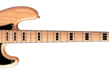 Fender basses / by Loren Wohlgemuth Jr.