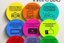 Social Media Hacks & Tips