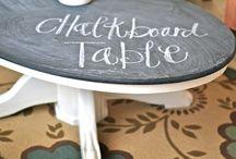Diy  table ideas