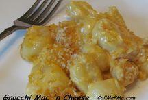 1 • RECIPES:  MAC' N CHEESE, PLEASE!! / by Bonnie Hanszen