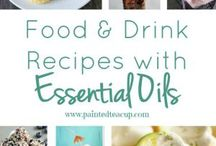essential oils cooking