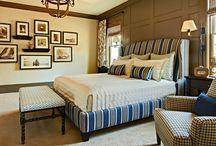 Lovely Bedroom / by Nancy McGinn