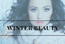 Winter Wonder / All about beauty, makeup, and fashion during winter.