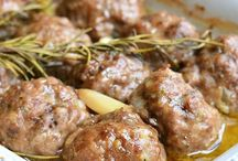 Delicious Meat Dishes