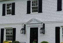 #BHVintageColonial / Transforming our 1942 Connecticut colonial into our home.