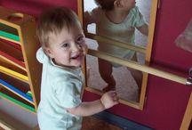 Barra e espelho