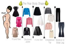 pear body shape outfits