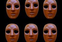 Neutral Masks
