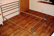 Interclamp Industrial Bedroom Ideas