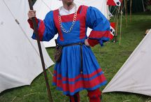 Male German garb