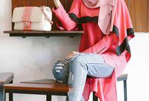 Perfect hijab