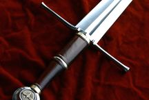 Longswords & Two-handers / Medieval & Renaissance period two handed swords - which is my favorite among swords.