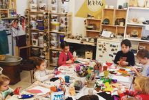 art with kids 5-8 y.o.