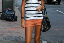 spring&summer style / outfit ideas for warm temperatures and fun in the sun :) / by Sarah Michelle