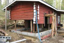 Cottage repair