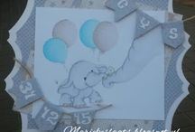 Wild rose studio / Handmade cards with stamps of Wild rose studio