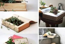 Books upcycling