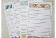 Book it, Organize it, -filofax