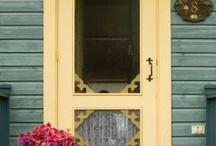 Hello, my name is Liz and I'm a door-aholic.