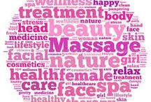 Massage Info / All about different types of Massage & Health problems that Massage can help