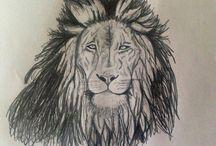 My creations..❤️ / My art work