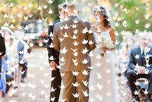 Casamento rústico azul