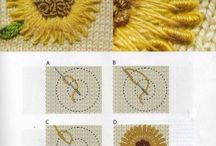 Decorating ideas (crochet) / How you can decorate your work